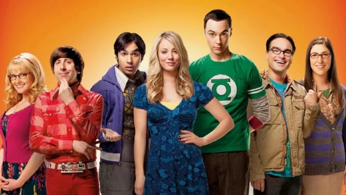 The Big Bang Theory se muda a HBOMax en 2020