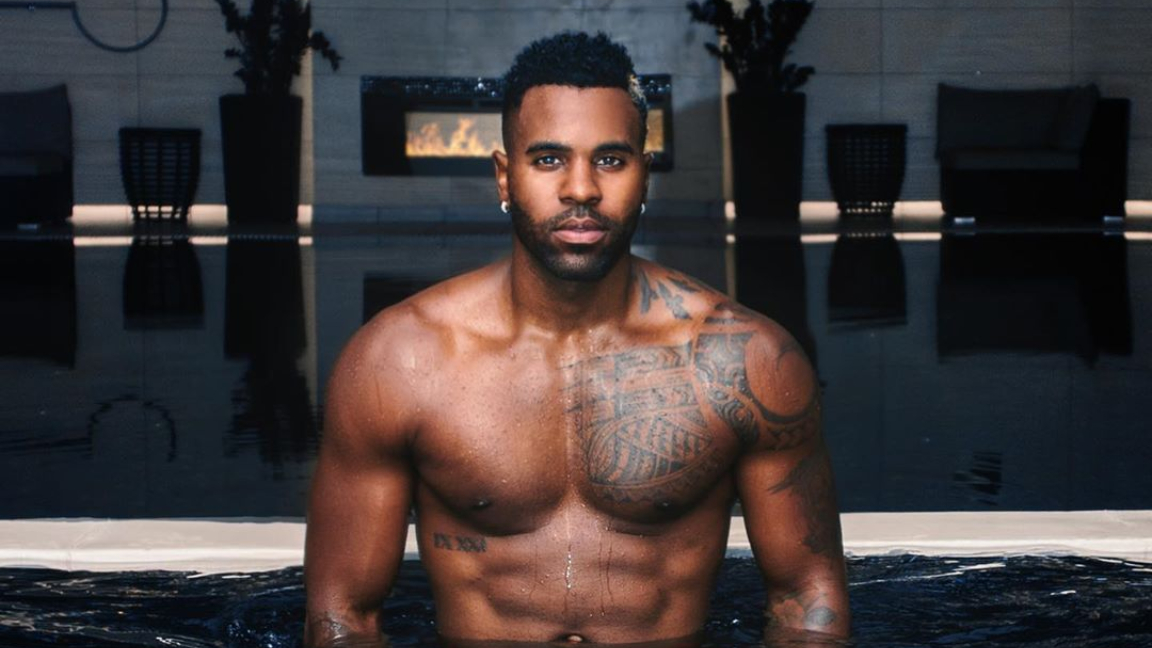 "Jason Derulo se volvió un ""chocolate caliente"" con sus fotos (HOT)"