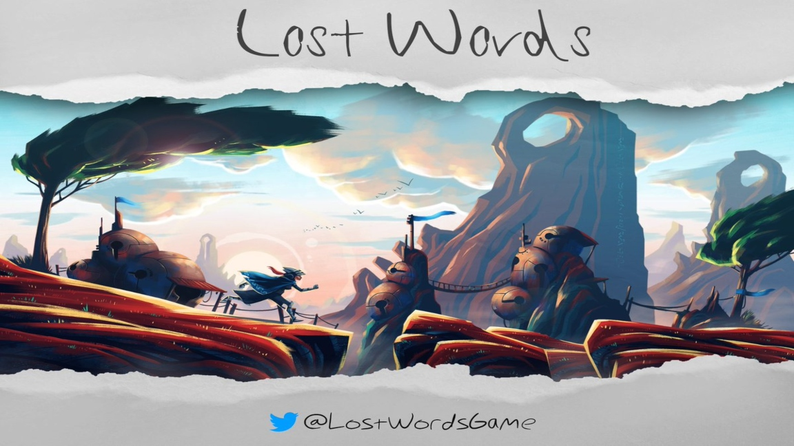 Lost Words: Beyond The Page estrena nuevo tráiler en los New York Game Awards (Video)