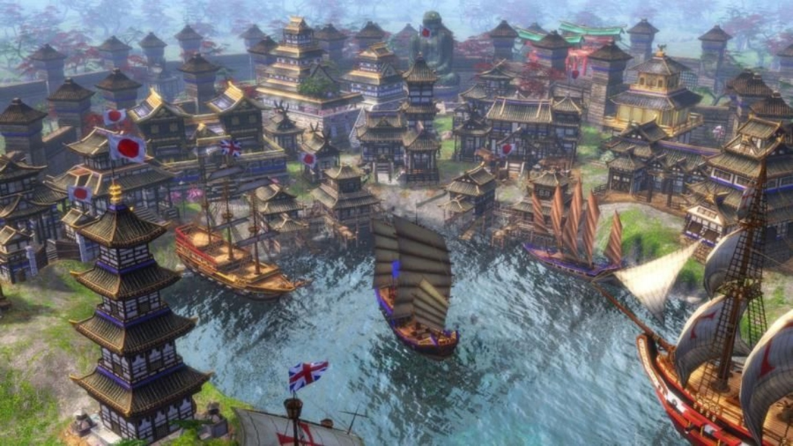 La beta de Age of Empires 3: Definitive Edition podría disfrutarse en febrero
