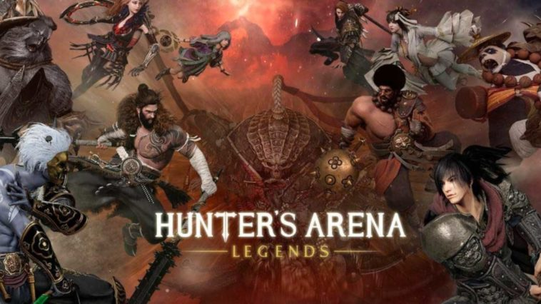 Hunter's Arena: Legends,