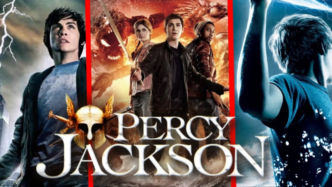 ▷Percy Jackson Tendrá una Serie en Disney+? (Video)