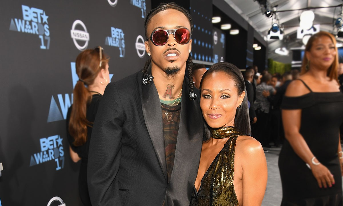 IMPACTANTE - August Alsina Reaccionó a las Declaraciones de Jada y Will Smith