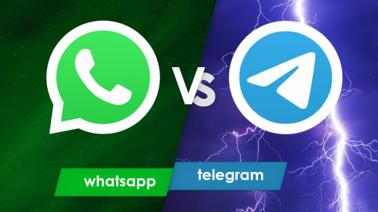 La eterna lucha, actualización de Telegram busca destronar a Whatsapp (Video)