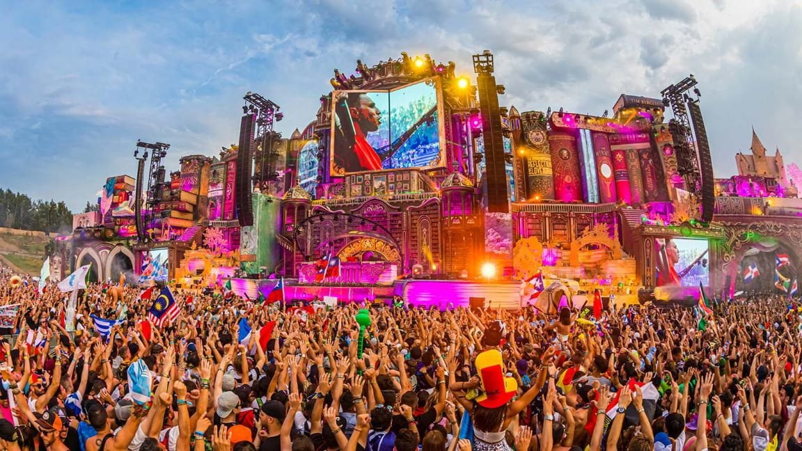 Tomorrowland Virtual: - Katy Perry, Guetta y Steve Aoki prometen será